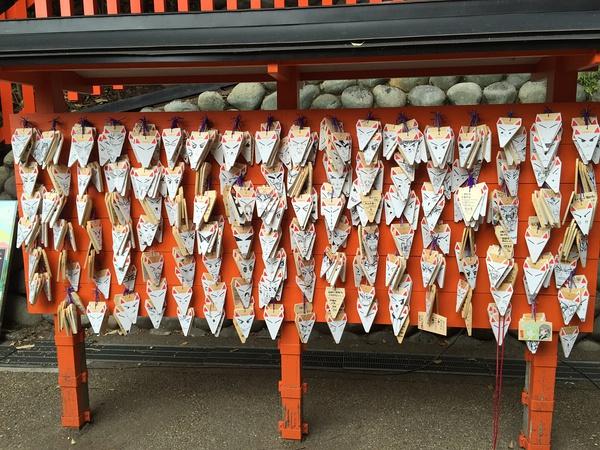 伏见稻荷大社,日本果然是漫画的天堂