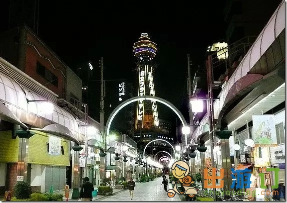日本大阪旅游攻略 详细图文版