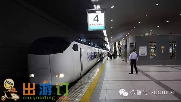 超值的京奈阪之行-關西機場至京都交通篇